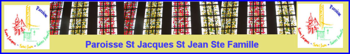 Paroisse St Jean St Jacques Ste Famille